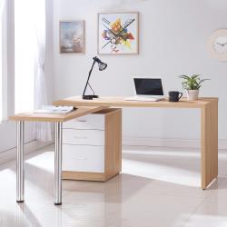 H&D 艾美北歐4.8尺旋轉功能桌