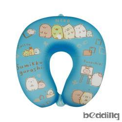BEDDING-角落小夥伴-休閒日記U型記憶棉頸枕