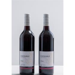【古今人文】伊威 養生紅葡萄飲x6瓶(750ml*6瓶/箱)_附單瓶提袋