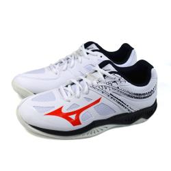 Mizuno THUNDER BLADE 2 美津濃 排球鞋 運動鞋 白色 男鞋 V1GA197065 no120