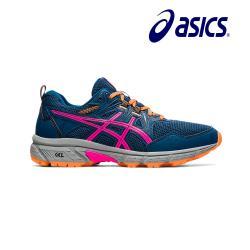 ASICS 亞瑟士 GEL-VENTURE 8(D) 女慢跑鞋 寬楦 1012A706-402