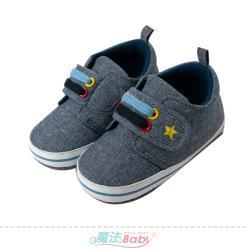 魔法Baby 幼兒學步鞋 防滑顆粒全包學步鞋~g2020a