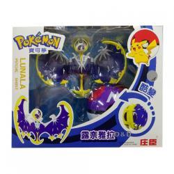 Pokemon 寶可夢變形系列 - 露奈雅拉