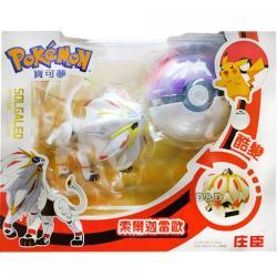 Pokemon 寶可夢變形系列 - 索爾迦雷歐