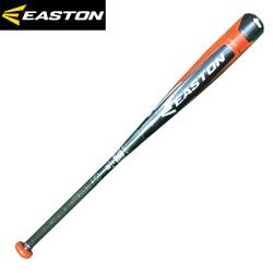 EASTON 日本進口少年軟式鋁棒 黑橘 AJ111-237