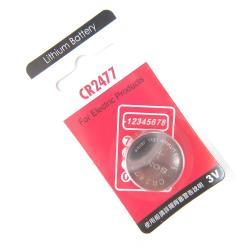 SONY CR2477 鈕扣型水銀電池 (5入)