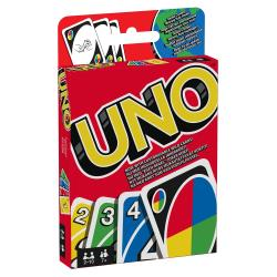 MATTEL UNO 遊戲卡