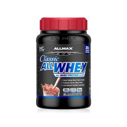 【加拿大ALLMAX】奧美仕ALLWHEY CLASSIC經典乳清蛋白巧克力口味1瓶 (907公克)