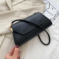 【KISSDIAMOND】巴黎時尚風範法棍包KDB-911(熱銷/手提/肩背/腋下包/4色可選)-黑
