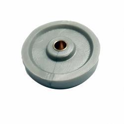 塑膠輪仁(小-無溝)紗窗輪 2個入 紗門輪 鋁窗輪 塑膠輪 鋁門輪 氣密窗輪 輪子 玻璃窗輪 滾輪