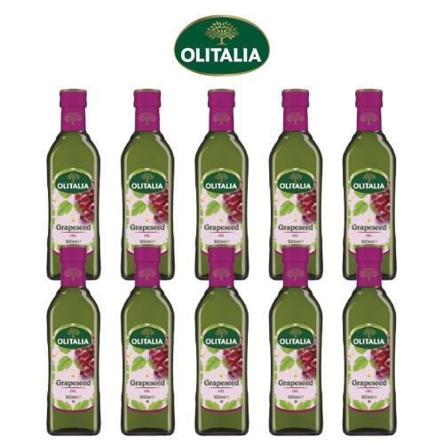 義大利奧利塔100%葡萄籽油組
