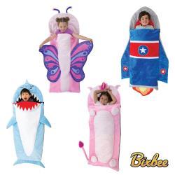 BIXBEE - ANIMAL 3D童趣系列Sleeping Bag兒童睡袋-共4款