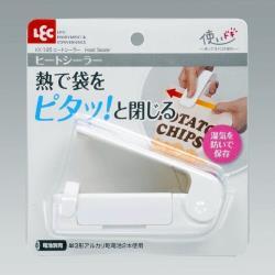 日本【LEC】手持式 熱壓封口機 迷你封口機