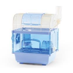 愛思沛 101雙層鼠籠(附鼠槽 飲水器 滾輪)-豪華鼠籠 老鼠籠子/黃金鼠/布丁鼠/倉鼠/三線鼠 鼠鼠的家