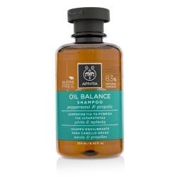 艾蜜塔 薄荷蜂膠 控油調理洗髮精(油性髮質) Oil Balance Shampoo with Peppermint & Propolis