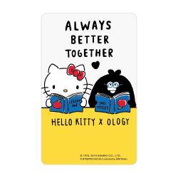 Hello Kitty × Ology《專注》一卡通 代銷