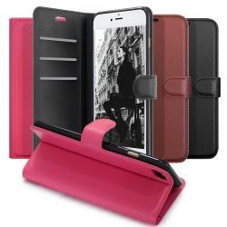 Dapad for iPhone 8 Plus / iPhone 7 Plus 百搭時代多卡式夾層皮套