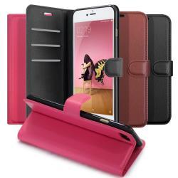 Dapad for iPhone 8 / iPhone 7 / SE2 4.7 百搭時代多卡式夾層皮套