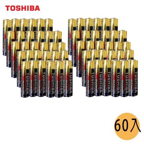 【TOSHIBA東芝】鹼性電池