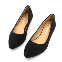 【Alice 】(現貨)韓美譽曼妙魅力素面粗跟鞋