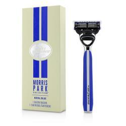 刮鬍學問 刮鬍刀 Morris Park Collection Razor - Royal Blue 1pc