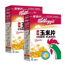 Kelloggs 家樂氏 玉米片 350gX2