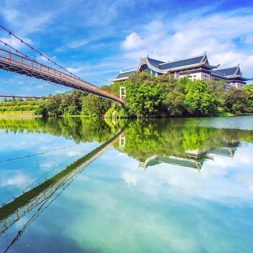 新竹漫步峨眉湖、水蓮步道一日平日單人劵/