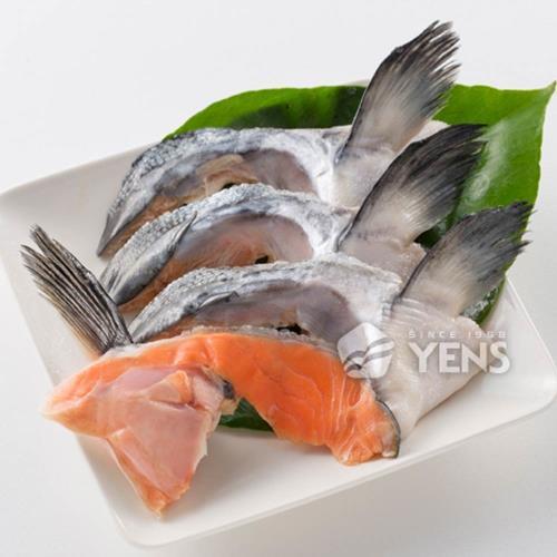 【漁太郎】薄鹽鮭魚下巴500g±10%/