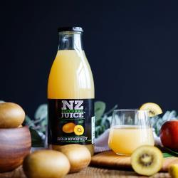 紐西蘭黃金奇異果綜合果汁 6入組(宅配免運費)
