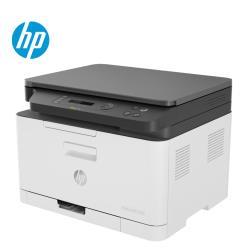 【HP惠普】ColorLaserMFP178nw彩色鐳射多功能印表機(4ZB96A)【贈不鏽鋼環保筷】