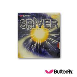 Butterfly   SRIVER平面 膠皮
