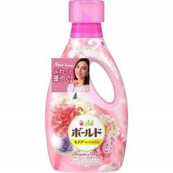日本進口 P&G Happiness Bold 洗衣液850g 精油花香