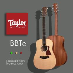 【Taylor 泰勒】Big Baby Taylor吉他附原廠琴袋-公司貨保固 (BBT-E)