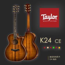 【Taylor 泰勒】Taylor KOA系列 -公司貨保固 (K24CE)