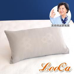 【LooCa】特濃石墨烯遠紅外線枕套1入