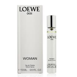 LOEWE 001 WOMEN 女性淡香水(15ml) EDT-國際航空版