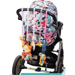 嬰兒推車玩具帶 掛繩 玩偶掛帶 玩具防掉鍊 水杯吊帶 系繩防掉帶 奶嘴綁帶 奶嘴鍊