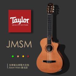 【Taylor 泰勒】Jason Mraz Signature Model -公司貨保固 (JMSM)