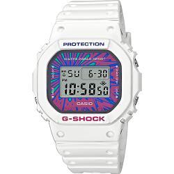 CASIO 卡西歐 G-SHOCK 繽紛撞色計時手錶 DW-5600DN-7