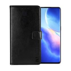 IN7 瘋馬紋 OPPO Reno5 Pro 5G (6.55吋) 錢包式 磁扣側掀PU皮套 吊飾孔 手機皮套保護殼
