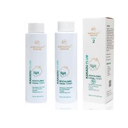 【澳洲G&M】KAKADU PLUM醫美級系列-卡卡度玻尿酸保濕化妝水-2入組 250ml/瓶