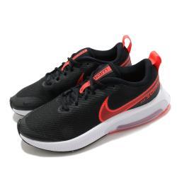 Nike 慢跑鞋 Air Zoom Arcadia 女鞋 氣墊 舒適 避震 路跑 健身 球鞋 黑 紅 CK0715003 [ACS 跨運動]