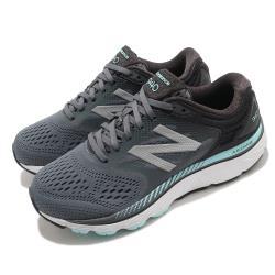 New Balance 慢跑鞋 940 D Wide 寬楦 運動 女鞋 紐巴倫 輕量 透氣 舒適 避震 路跑 灰 白 W940CG4D