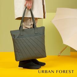 URBAN FOREST都市之森 LIGHT光線-托特包/側肩包 霧松綠