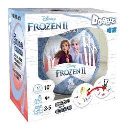 【樂桌遊】08224 嗒寶 - 冰雪奇緣2 DOBBLE FROZEN II