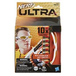 NERF 樂活打擊 極限系列 護目鏡彈鏢組