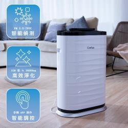 【台灣威力】Caelus智能偵測抗菌抗敏 空氣清淨機 WL-AP600