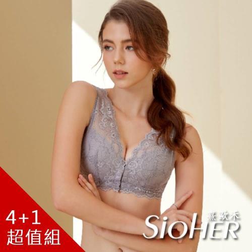 SiOHER韓國熱銷全蕾絲前扣封版專案檔-獨/