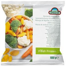 Green 諾曼地綜合蔬菜(1kg/包)