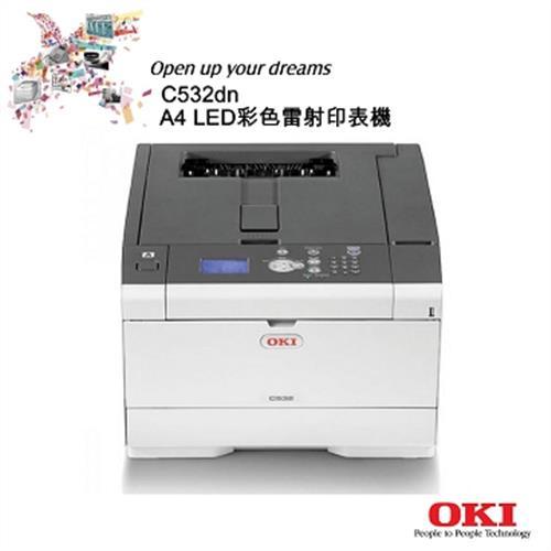 OKI/C532_LED